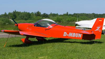 D-MBUN - Roland Aircraft Z-602 - Private