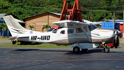 HR-AWO - Cessna U206G Stationair - Private