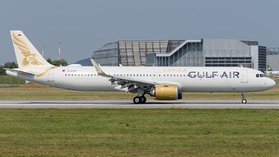 D-AYAR - Airbus A321-253NX - Gulf Air