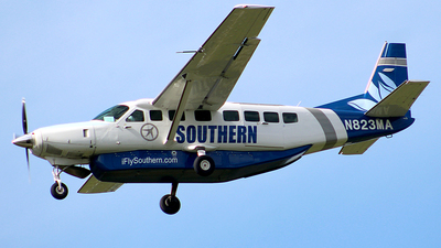 N823MA - Cessna 208B Grand Caravan EX - Southern Airways Express