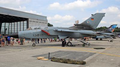 43-45 - Panavia Tornado - Germany - Air Force