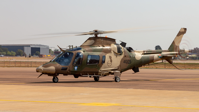 4005 - Agusta A109LUH - South Africa - Air Force