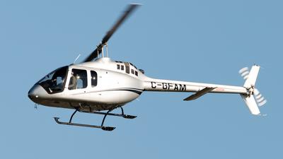 C-GFAM - Bell 505 Jet Ranger X - Private