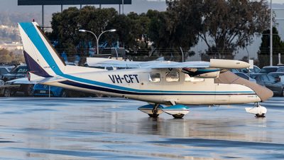 VH-CFT - Vulcanair P.68C - Private