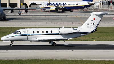 CN-SRL - Cessna 650 Citation III - Sarah Airways