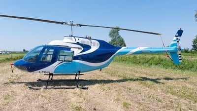 I-TINX - Bell 206B JetRanger II - Private