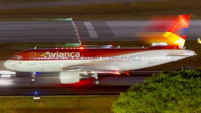 PR-AVD - Airbus A319-115 - Avianca Brasil
