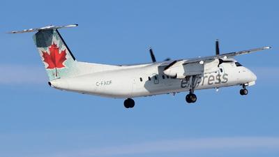 A picture of CFADF - De Havilland Canada Dash 8300 - Air Canada - © Andriy Yegorov