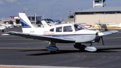 VH-CGT - Piper PA-28-161 Warrior II - Troy Aviation