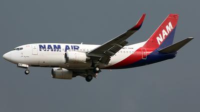 A picture of PKNAM - Boeing 737524 - Nam Air - © Angga PR