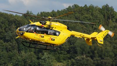 I-EITG - Eurocopter EC 145 - Babcock Italia