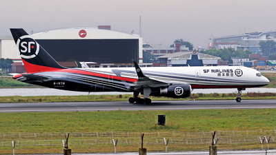 A picture of B1578 - Boeing 757204(PCF) - SF Airlines - © Raihan Ahmed