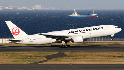 JA8978 - Boeing 777-289 - Japan Airlines (JAL)
