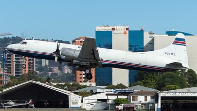 N371FL - Convair CV-5800 - IFL Group