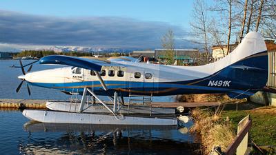 N491K - De Havilland Canada DHC-3 Otter - Katmai Air