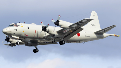 5074 - Lockheed P-3C Orion - Japan - Air Self Defence Force (JASDF)