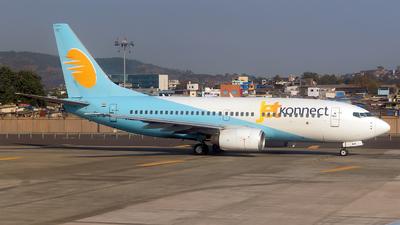 A picture of VTSIZ - Boeing 7377BK - [33025] - © Sriram Hariharan