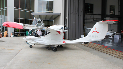 N632BW - Icon A5 - Private