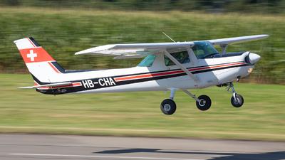 HB-CHA - Reims-Cessna F152 - Flugschule Birrer