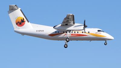 A picture of CGTCO - De Havilland Canada Dash 8100 - Air Creebec - © RZ