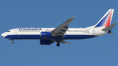 EI-RUK - Boeing 737-86N - Transaero Airlines