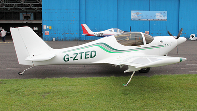 G-ZTED - Europa XS - Private