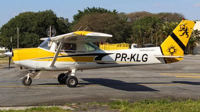 PR-KLG - Cessna 152 - Bravo Escola de Aviação Civil