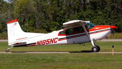 N185NC - Cessna A185F Skywagon - Private
