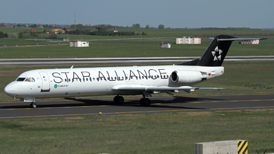 D-AGPH - Fokker 100 - Contact Air