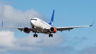 A picture of LNRNU - Boeing 737783 - SAS - © Jevgeni Ivanov
