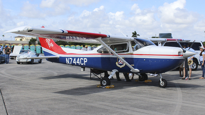 N744CP - Cessna 182T Skylane - United States - US Air Force Civil Air Patrol