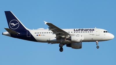 A picture of DAILL - Airbus A319114 - Lufthansa - © Alexander Schürmann