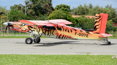 F-GOYE - Pilatus PC-6/B2-H2 Turbo Porter - Private