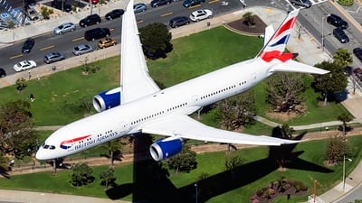 G-ZBKJ - Boeing 787-9 Dreamliner - British Airways