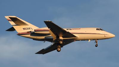 N531FL - Dassault Falcon 20C-5 - IFL Group