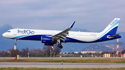 A picture of VTIUH - Airbus A321271NX - IndiGo - © Mario Alberto Ravasio - AviationphotoBGY