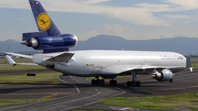 D-ALCK - McDonnell Douglas MD-11(F) - Lufthansa Cargo