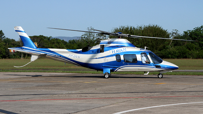 PP-HVN - Agusta A109E Power - Private