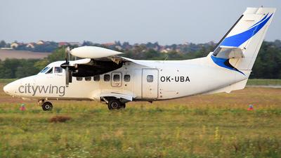 OK-UBA - Let L-410UVP-E Turbolet - Citywing