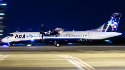 PR-ATQ - ATR 72-212A(600) - Azul Linhas Aéreas Brasileiras
