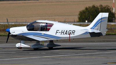 F-HAGR - Robin DR400/135cdi Ecoflyer - Private