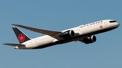 C-FNOE - Boeing 787-9 Dreamliner - Air Canada