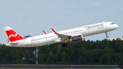 A picture of VQBRT - Airbus A321231 - Nordwind Airlines - © Ivan Goreza
