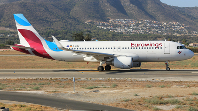 A picture of DAIZV - Airbus A320214 - Eurowings - © Torres Pode Ser