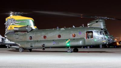 ZA683 - Boeing Chinook HC.4 - United Kingdom - Royal Air Force (RAF)