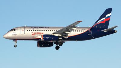 RA-89111 - Sukhoi Superjet 100-95B - Aeroflot
