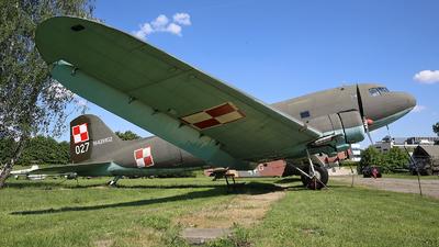 027 - Lisunov Li-2T - Poland - Air Force