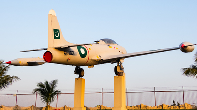 56-1601 - Lockheed T-33A Shooting Star - Pakistan - Air Force