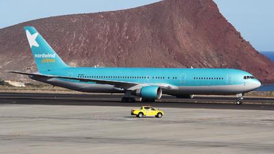 VP-BOY - Boeing 767-3G5(ER) - Nordwind Airlines