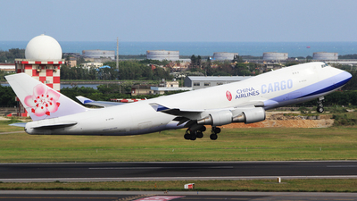 B-18708 - Boeing 747-409F(SCD) - China Airlines Cargo